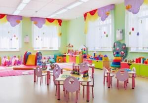 playroom setup - reinforcement vs punishment